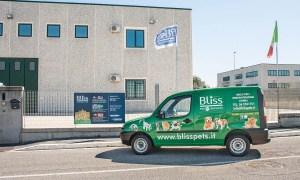 Bliss Pet Services mezzi per trasporto animali