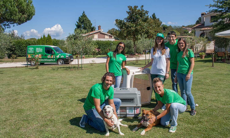 È online il nuovo sito di Bliss Pet Services EU
