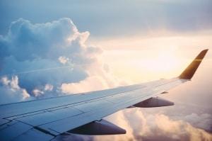 Volo in aereo diretto